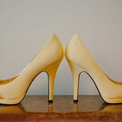 Golden High Heels: A Tribute to My Daddy
